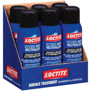 Loctite Extend Rust Neutralizer Spray 1025 Oz 6 Bottles Per
