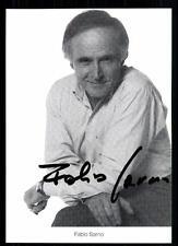 Fabio Sarno Lindenstraße Autogrammkarte Original Signiert ## BC 17034