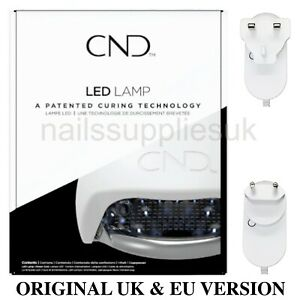 CND-LED-Lamp-for-SHELLAC-NEW-2019-UK-EU-PLUG-36W-Curing-Light-Nail-Dryer
