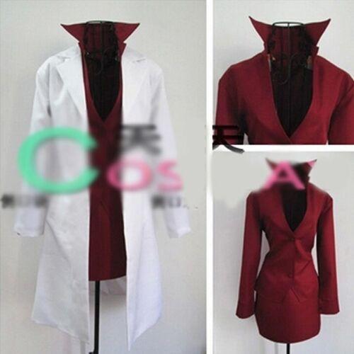 Psycho-Pass Shion Karanomori Anime Cosplay Costume Fashion Uniform Full Set