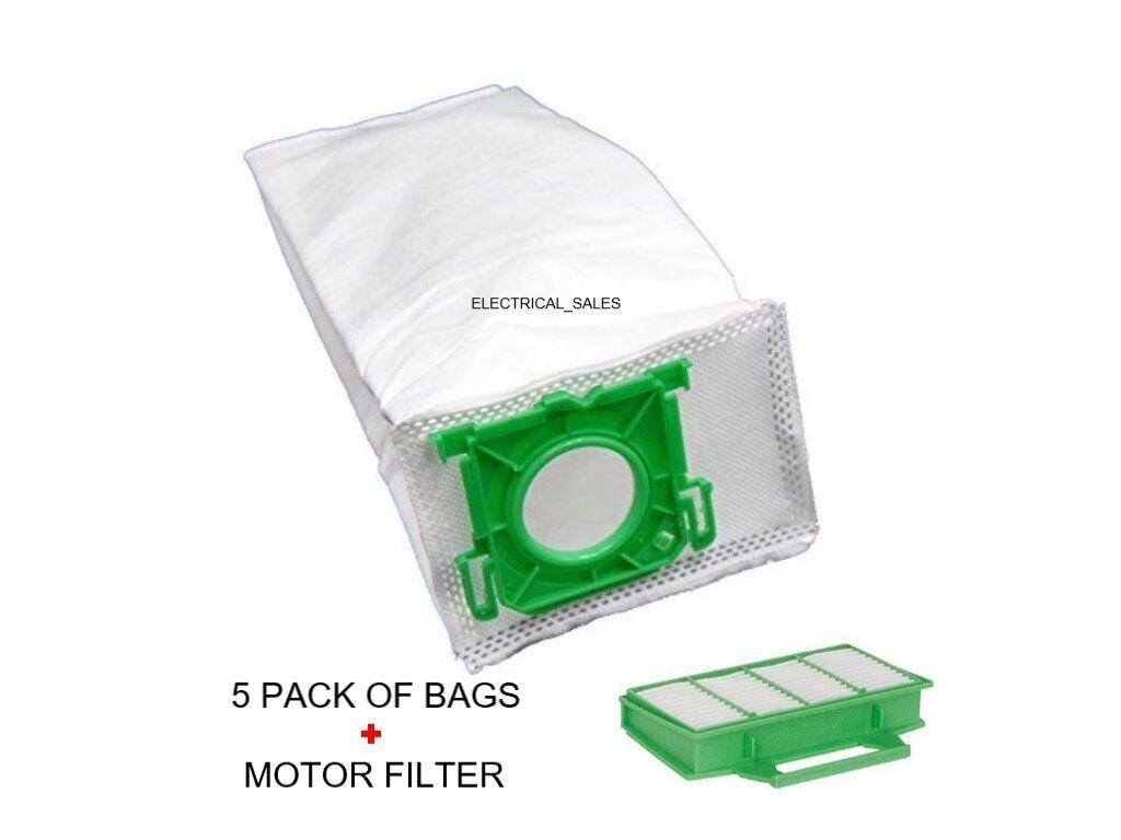 Sebo x4extra Kit di servizio 10 x Sacchetti Aspirapolvere E Kit Filtro