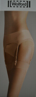 Dutiful Wolford Satin Suspender Stocking Belt Straps Strumpfgürtel Glänzende Optik To Make One Feel At Ease And Energetic Intimates & Sleep