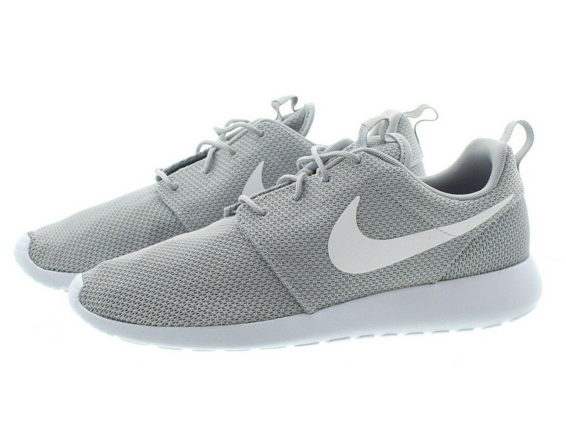 new product 27706 d7f69 ... shopping nike roshe run one mens shoes 11.5 wolf grey white 511881 023  ebay d0d06 b4dde