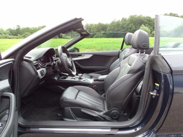 Audi A5 2,0 TFSi 190 Sport Cabriolet S-tr. - billede 5