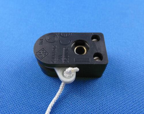 Installation Interrupteur à tirage avec ficelle 2 a 250 v ~