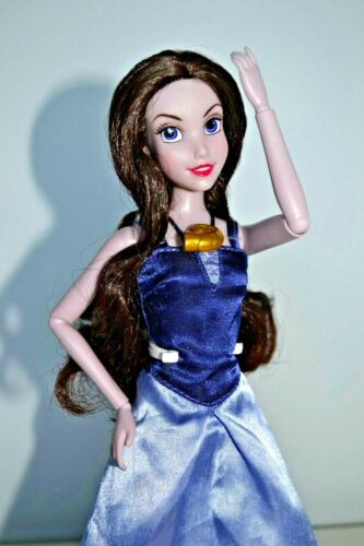 Ursula Sea Witch Villain Doll  Rare Disney Store The Little Mermaid Vanessa