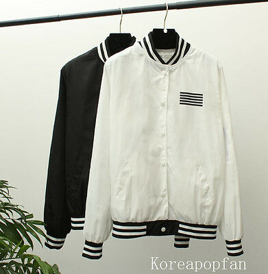 Bigbang G-dragon GD TAEYANG MADE 2015 TOUR SEUNGRI DAESUNG JACKET GOODS KPOP