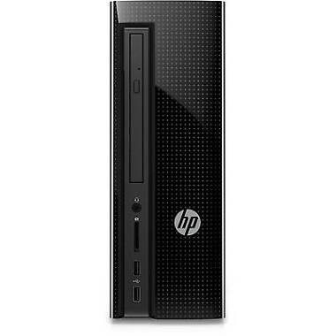 HP Slimline 260-A129 AMD Quad Core A8 Desktop