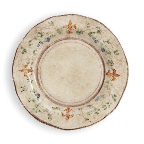 Arte Italica Medici Dinner Plate-Lot de 4