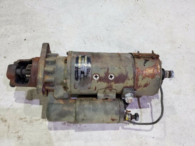 Used M35a2 Multifuel Ldt465 Starter 2 5 Ton M923a2 M931a2