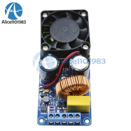 FAN IRS2092S 500W Mono Channel Digital Amplifier Class D HIFI Power Amp Board