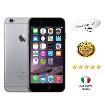 APPLE IPHONE 6 32GB SPACE GREY NUOVO SIGILLATO GARANZIA ITALIA