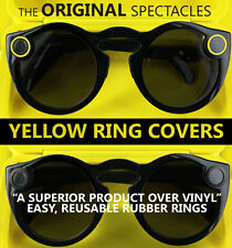 The Original Spectacles Yellow Ring Covers (A Pack of 2 Rings)
