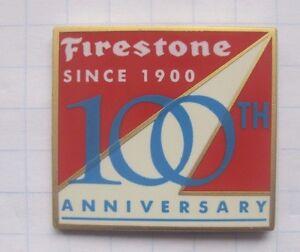 FIRESTONE / 100 ANNIVERSARY / TYRES / REIFEN .............. Auto-Pin (153c) - NRW, Deutschland - FIRESTONE / 100 ANNIVERSARY / TYRES / REIFEN .............. Auto-Pin (153c) - NRW, Deutschland