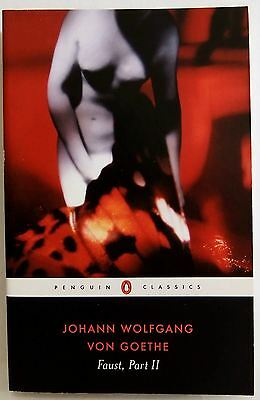 Faust Part 11 Johann Wolfgang Von Goethe Penguin Classics PB book like new