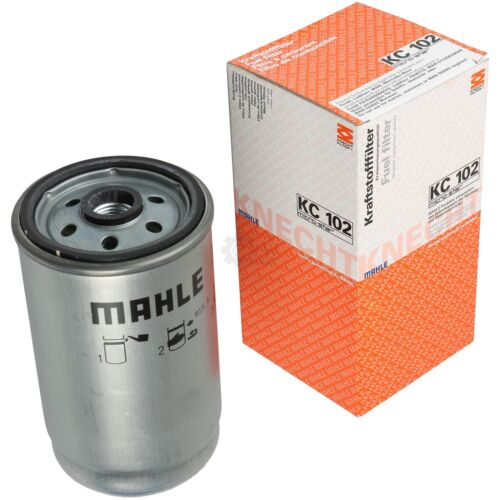 Original MAHLE Kraftstofffilter KC 102 Fuel Filter