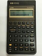 Vintage Calculatrice business Hewlett Packard HP-17B Calculator n°18