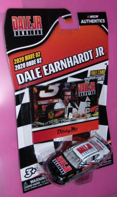 DALE EARNHARDT JR. Download Dirty Mo Nascar Authentics 2020 Wave 2 Camaro 19537