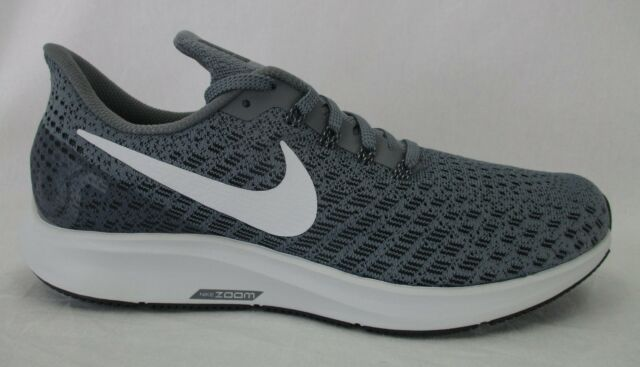 441ee6c715c9 Nike Mens Air Zoom Pegasus 35 Shoes 942851 005 Cool Grey Pure Platinum Size  9.5