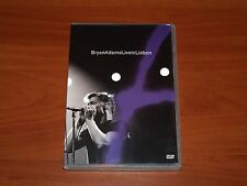 BRYAN ADAMS LIVE IN LISBON DVD PROMO VIDEOS INTERVIEW NEW Bon Jovi Def Leppard