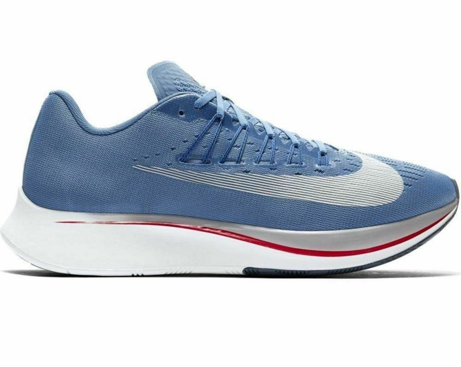 NIKE ZOOM FLY Running Trainers Gym Casual  - - - () - Aegean Storm bluee 22019b