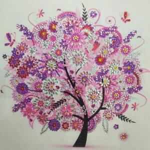 5D-DIY-Special-Shaped-Diamond-Painting-Tree-Cross-Stitch-Embroidery-Kit