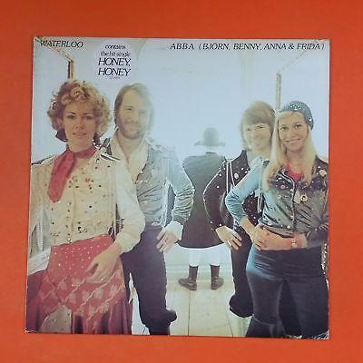 ABBA Waterloo SD18101 LP Vinyl VG++ Cover VG+