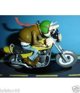 moto kawasaki figurine