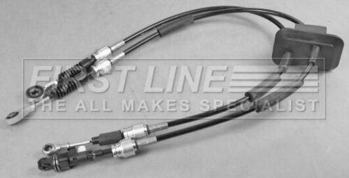 Fiat Panda 169 1.1 gear change Cable 03 To 11 187A1.000 Firstline 55197839 nouveau