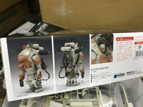 Wave MK-018 Super Armord Fighting Suit R Space Type Prowler 1//20 Scale Kit