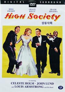High Society Dvd