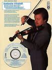 Vivaldi: Violin Concerti in A Minor & D Major, Concerto Grosso in A Minor by Hal Leonard Publishing Corporation (Mixed media product, 2006)