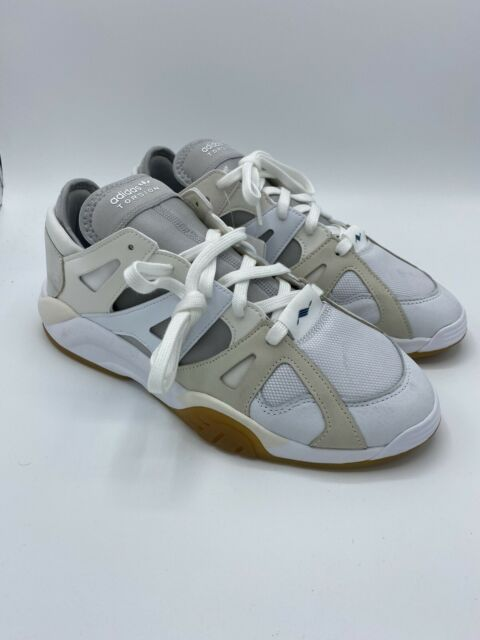 adidas dimension low white trainers
