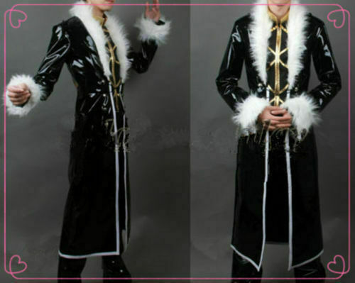 Hunter X Hunter Geneiryodan KURORO Cosplay Costume