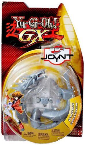 Yu-Gi-Oh GX 360 Joynt Series 1 Cyber Dragon Action Figure