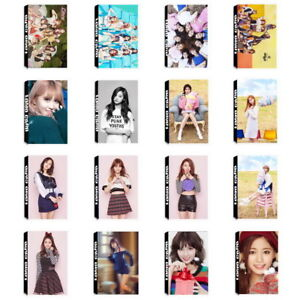 Lot-of-amp-30Pcs-box-KPOP-TWICE-Album-Collective-Personal-Photo-card-Lomo-card