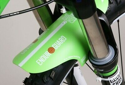 MTB Fender Bender Mudguard Mucky Enduro Cycling Mountain Bike Enduroguard Green