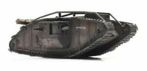 Ho-Roco-Minitanks-Neuf-Artitec-1ere-GM-Tank-Britannique-B121-6870180-Main-Peint
