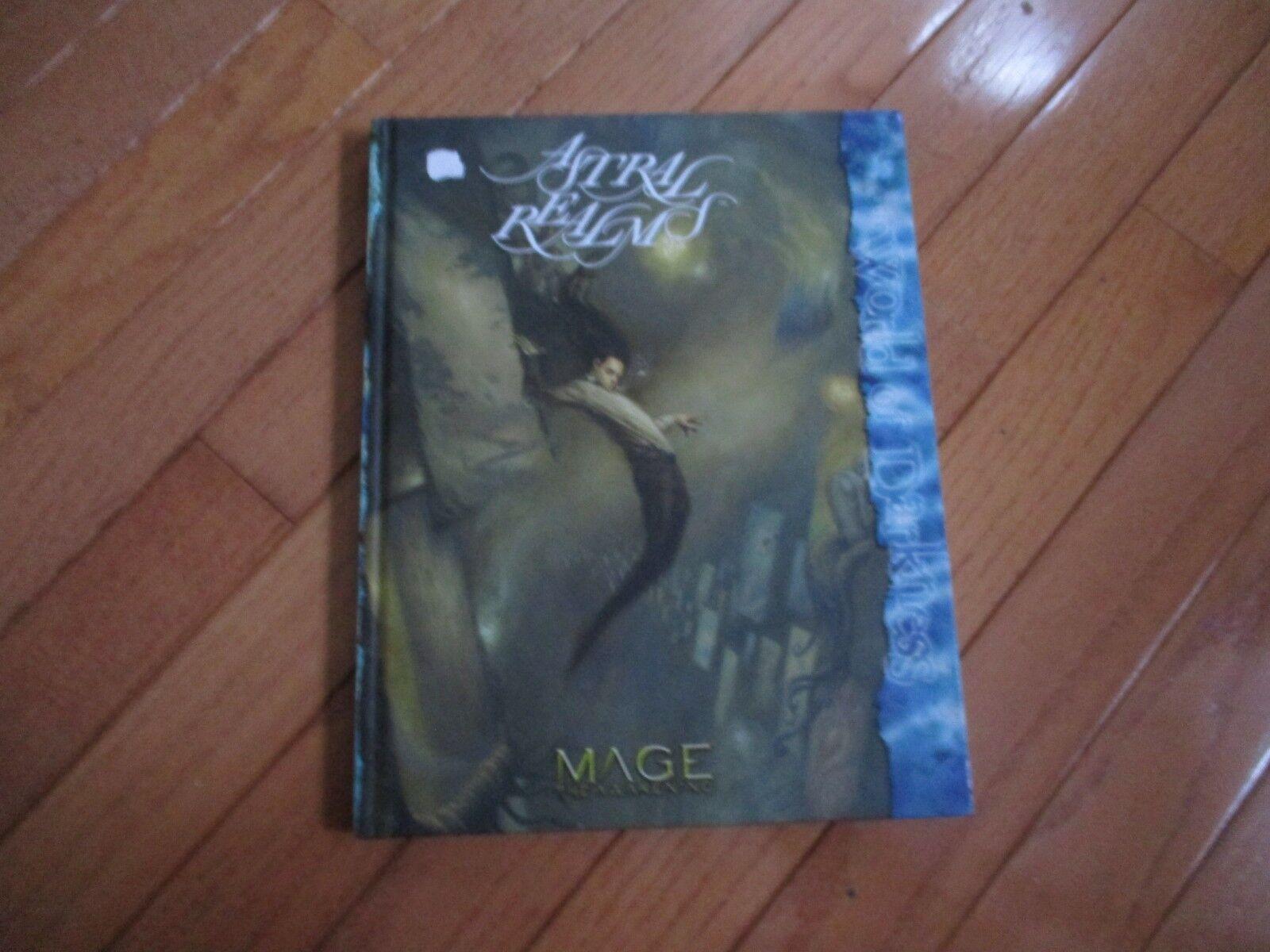 Mage the Awakening Astral Realms HC