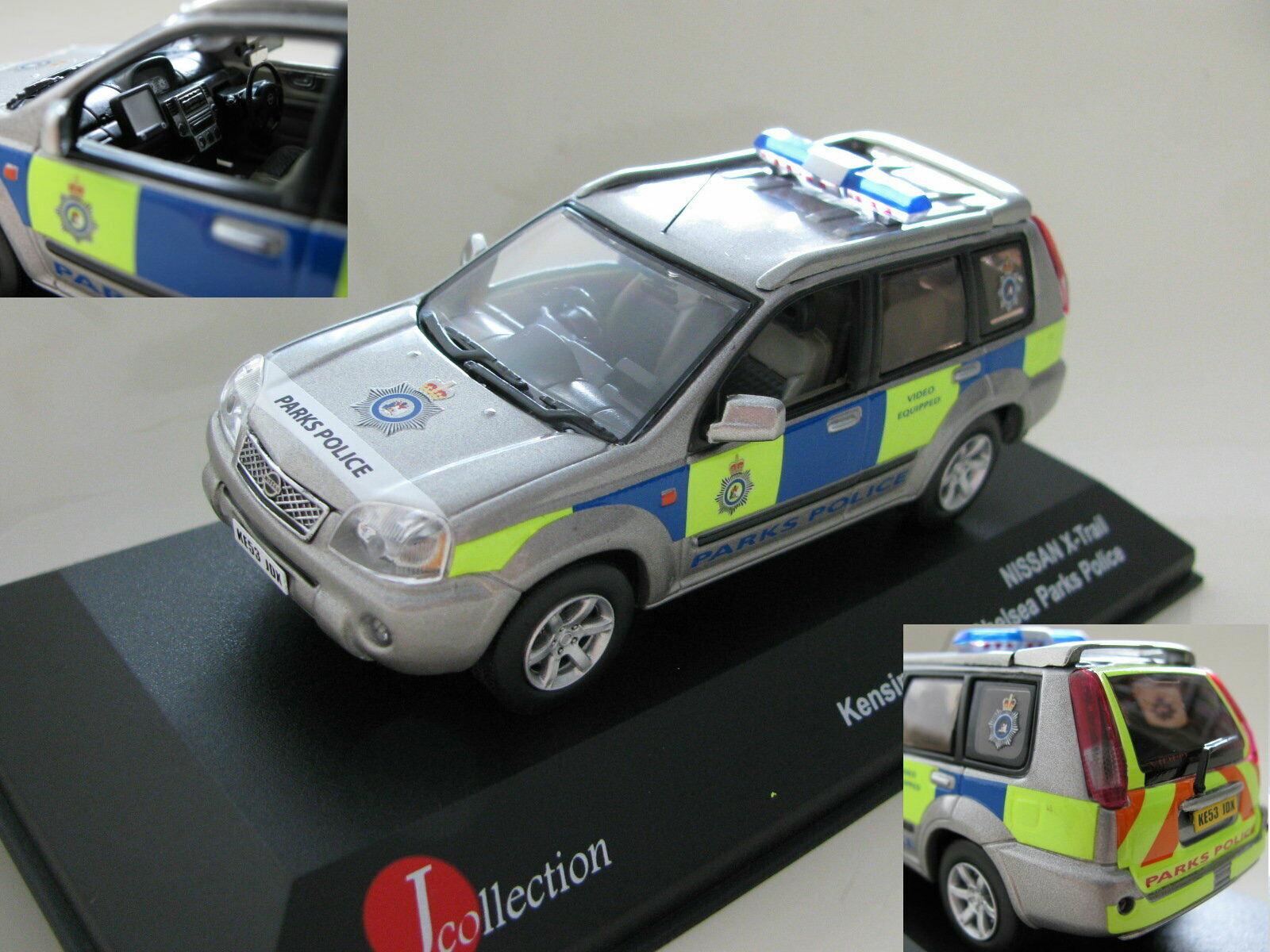 1 43 Nissan X-Trail KENSINTON police Diecast
