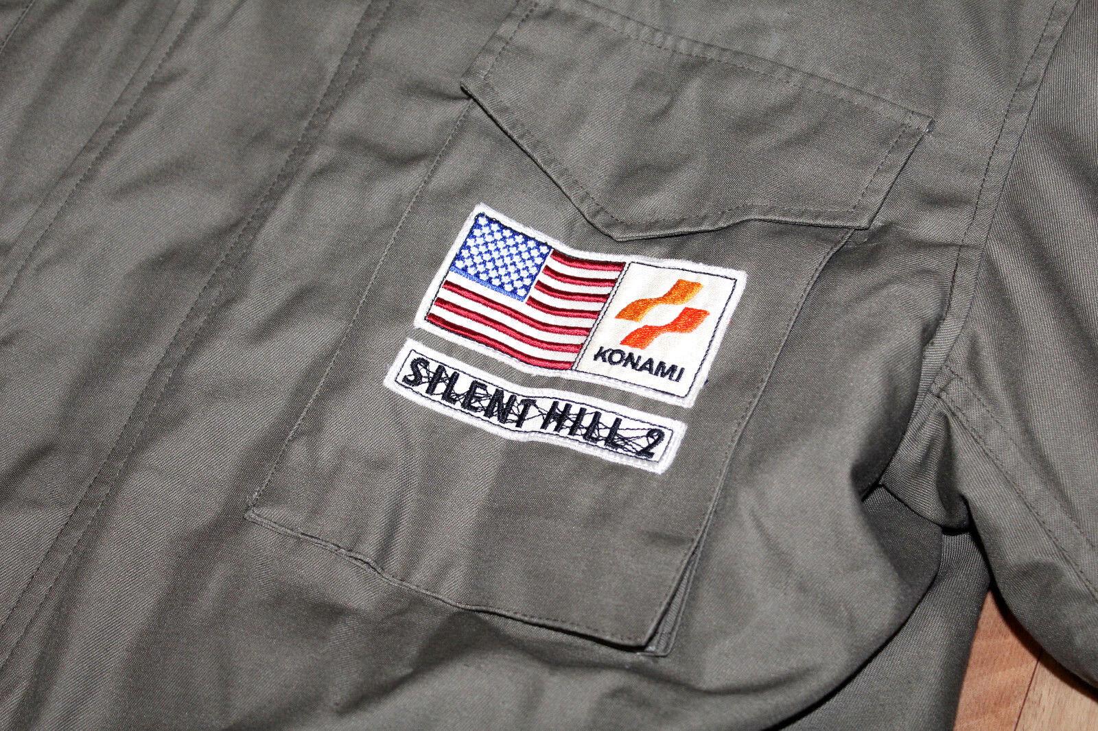 Silent Hill 2 James Sunderland S Jacket 2001 Limited Edition 062