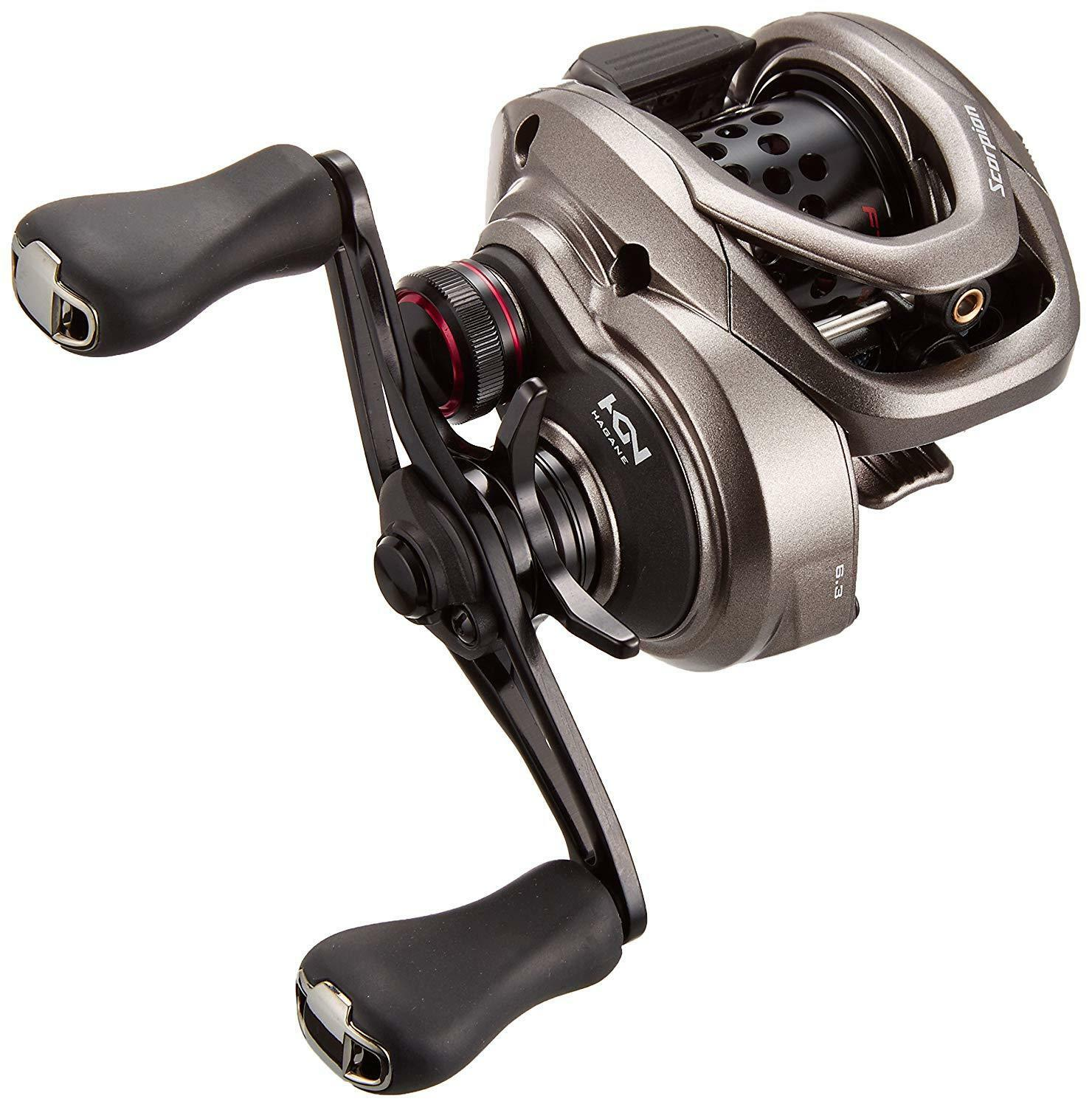 Shimano Baitcasting reel 17 SCORPION BFS Right from japan【Brand New in Box】