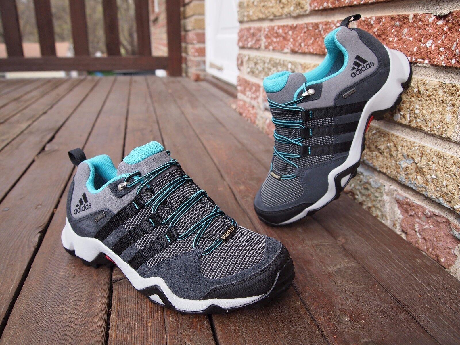 Women's US-7 Adidas Brushwood Mesh GTX Shoes B35828