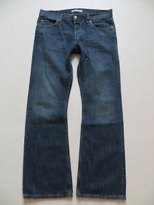 Levi's 512 Herren Bootcut Jeans Hose, W 36 /L 34, Dark washed Denim, Sehr gut !