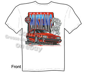 Image Is Loading Mustang Apparel Ford T Shirts Mustang Gt Shirt
