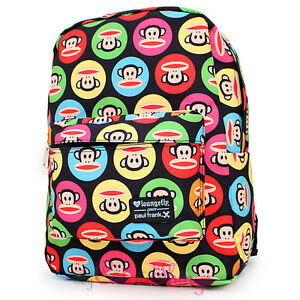 Paul-Frank-Julius-Dots-School-Backpack-16-034-Large-Loungefly-Bag-Licensed