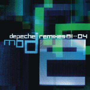 DEPECHE-MODE-REMIXES-81-gt-04-DOPPEL-CD-2-CD-INTERNATIONAL-POP-NEW