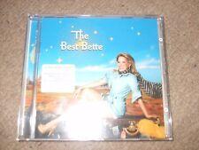 Bette Midler - Best Bette (2008)FREE POSTAGE UK