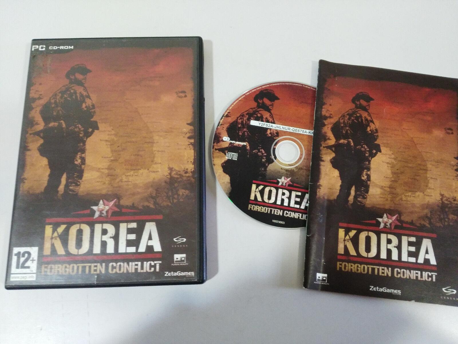 KOREA FORGOTTEN CONFLICT *