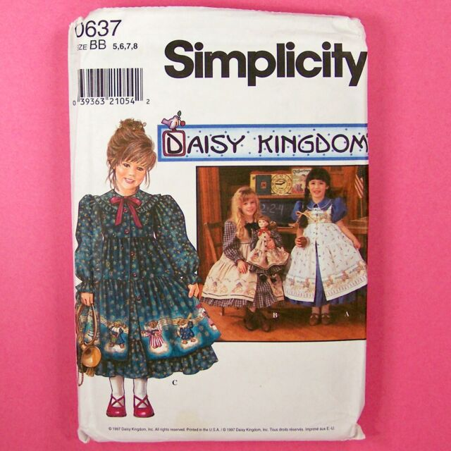 Unisex Clothing Sewing Patterns Sold Individually Uncut